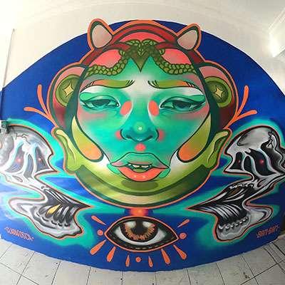 Collaboration with Clara Fosca at Lalaland